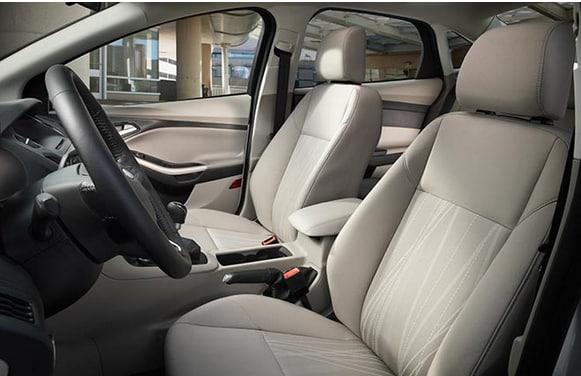 2015 Ford Focus Interior Seating