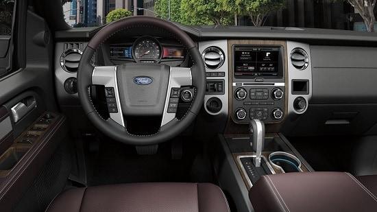 2015 Ford Expedition Platinum Interior