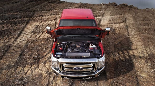 2015 Ford F-450 Super Duty Exterior Front End