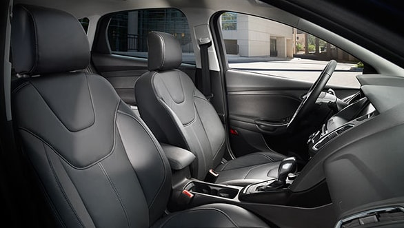 2015 Ford Focus ST Interior Seating