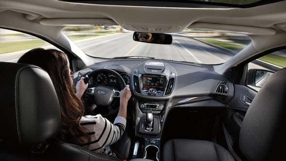2015 Ford Escape Titanium Interior Dashboard