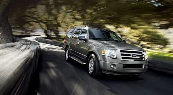 2014 Ford Expedition Exterior Front End