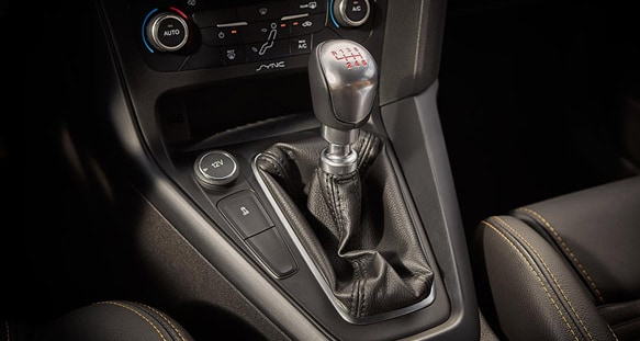 2015 Ford Focus ST Interior