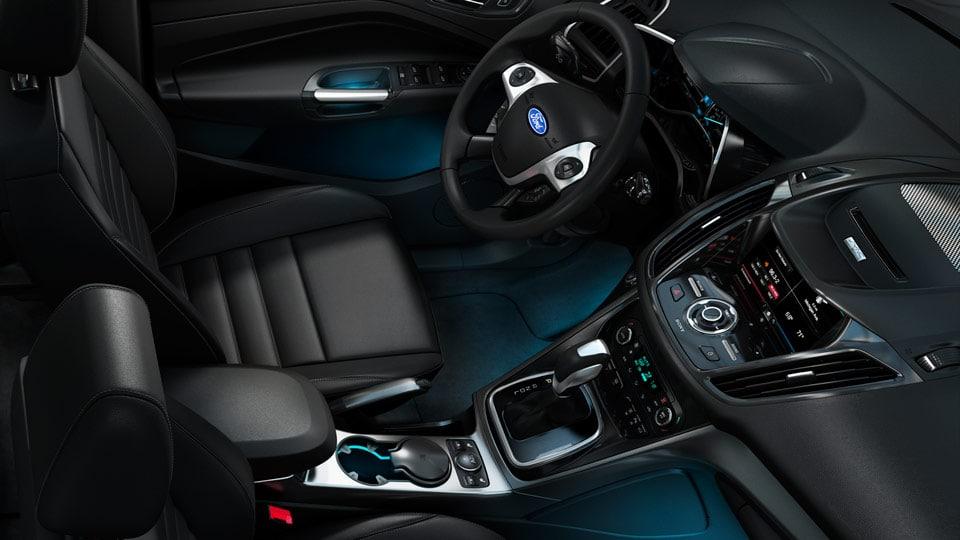2014 Ford C-Max Interior