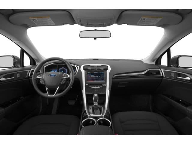 2015 Ford Fusion Interiort