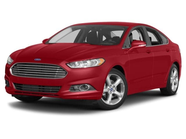 2015 Ford Fusion Exterior Front