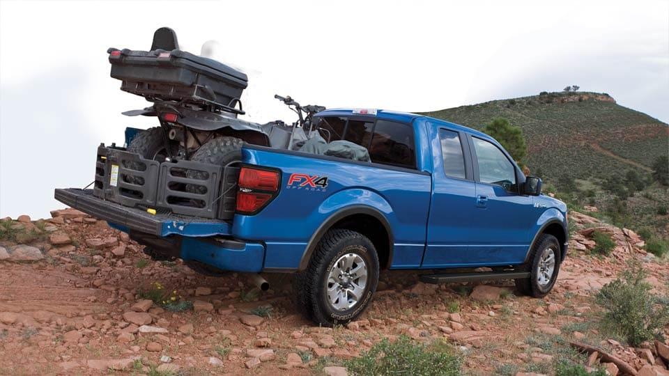 2014 Ford F-150 FX4 Exterior Rear