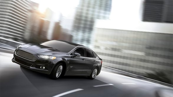 2016 Ford Fusion Exterior Front End