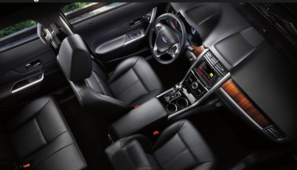 2014 Ford Edge Limited Interior Seating