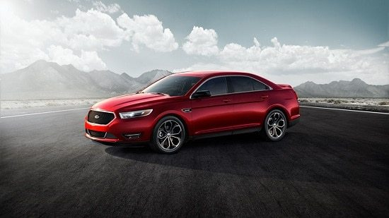 2015 Ford Taurus SHO Exterior Front