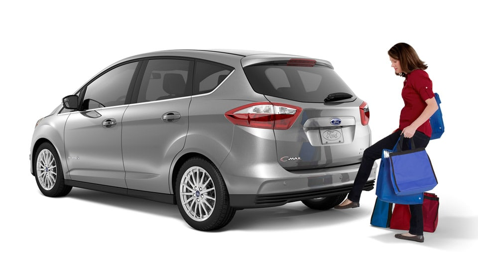 2014 Ford C-Max Exterior Rear