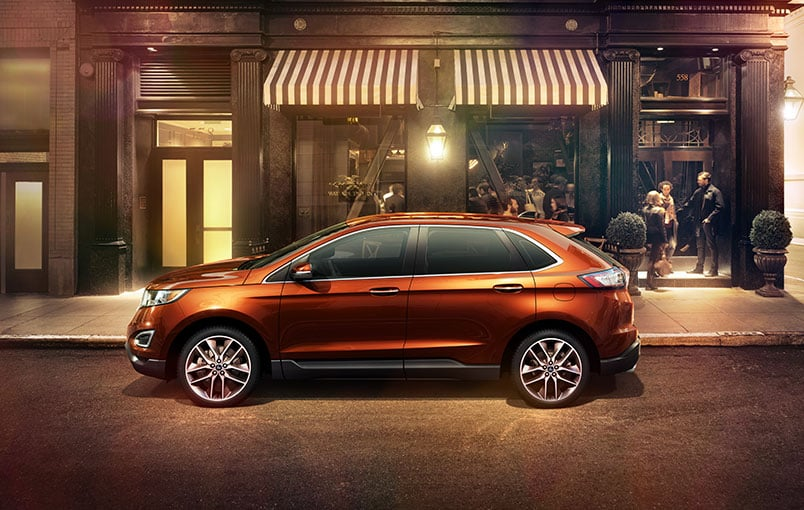 2015 Ford Edge Exterior Side View